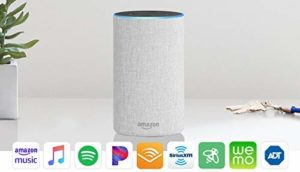 Amazon Echo (2nd Generation) Smart Wireless Speaker
